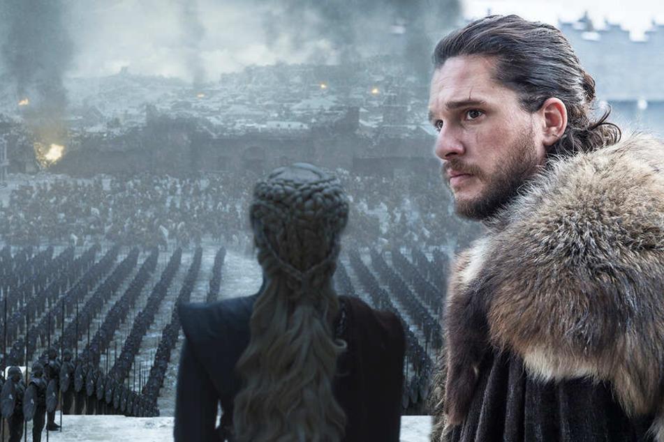 """Ein letztes Mal """"Game of Thrones""""! Wurde die Serie würdig zu Ende gebracht?"""