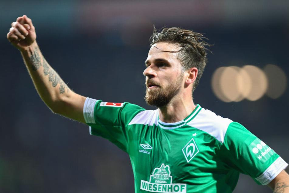 Martin Harnik durchlebte bei Werder Bremen eine durchwachsene Saison.