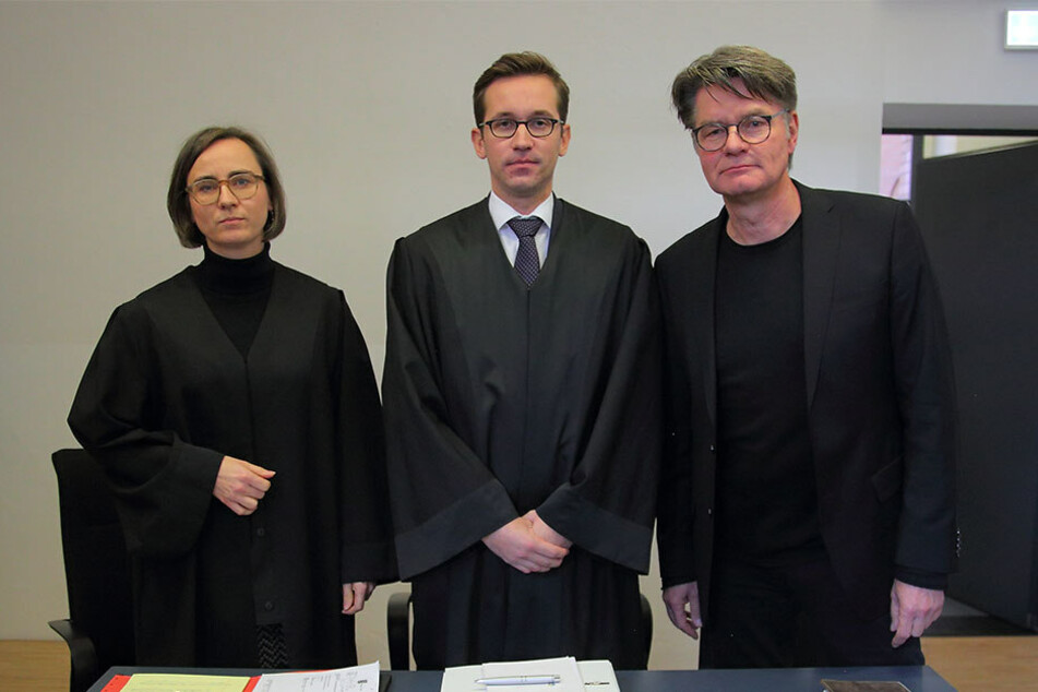 Escher vor Gericht: Er kämpft um seinen Ruf und 950 Facebook-Fans