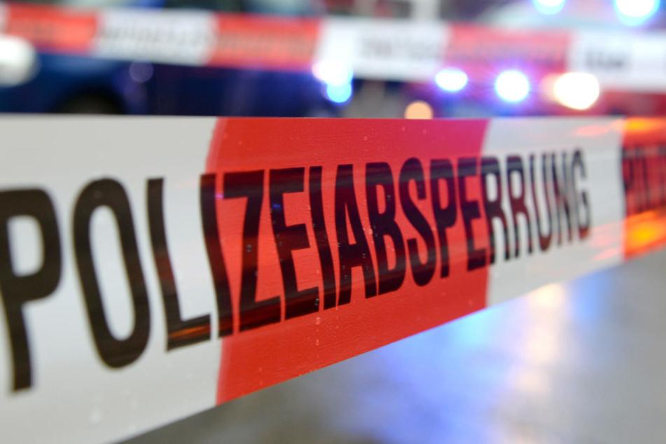 Die Polizei hat den Tatverdächtigen noch am Tatort festnehmen können. (Symbolbild