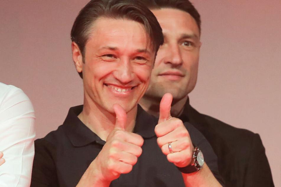 Bayern-Trainer Niko Kovac will weiter für den Rekordmeister aus München arbeiten.