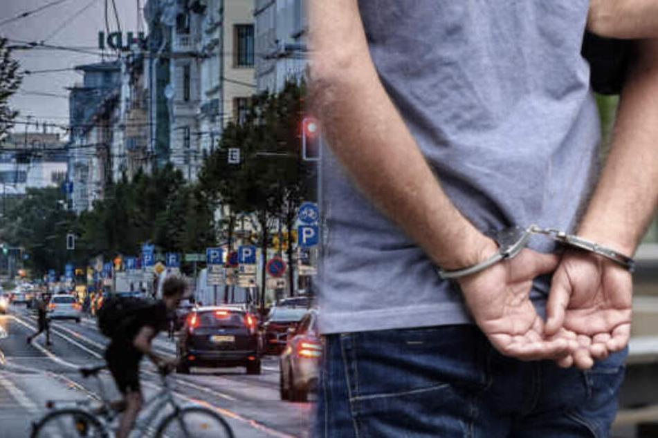 Leipzig: Mann wird mit Messer attackiert, danach wandert er selbst in den Knast