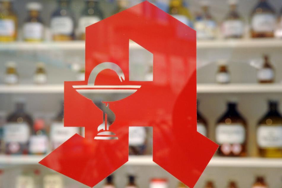 Ein Arzneimittelautomat darf nicht betrieben werden. (Symbolbild)