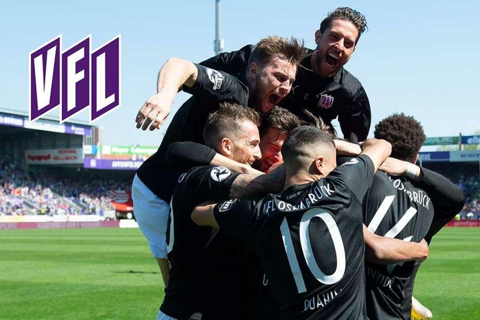 Traditionsverein jubelt: VfL Osnabrück in 2. Bundesliga aufgestiegen!
