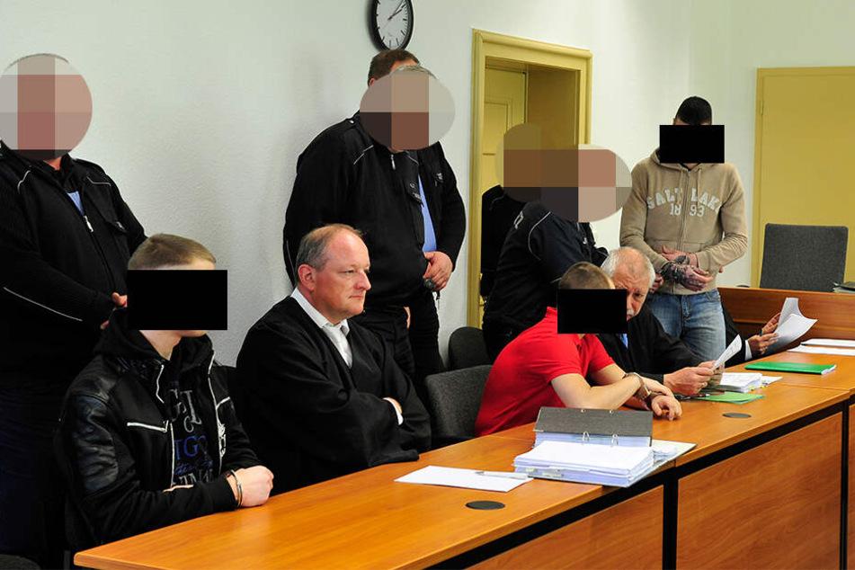 Gutachter zu Aue-Mord: So krass malträtierten die Täter ihr Opfer