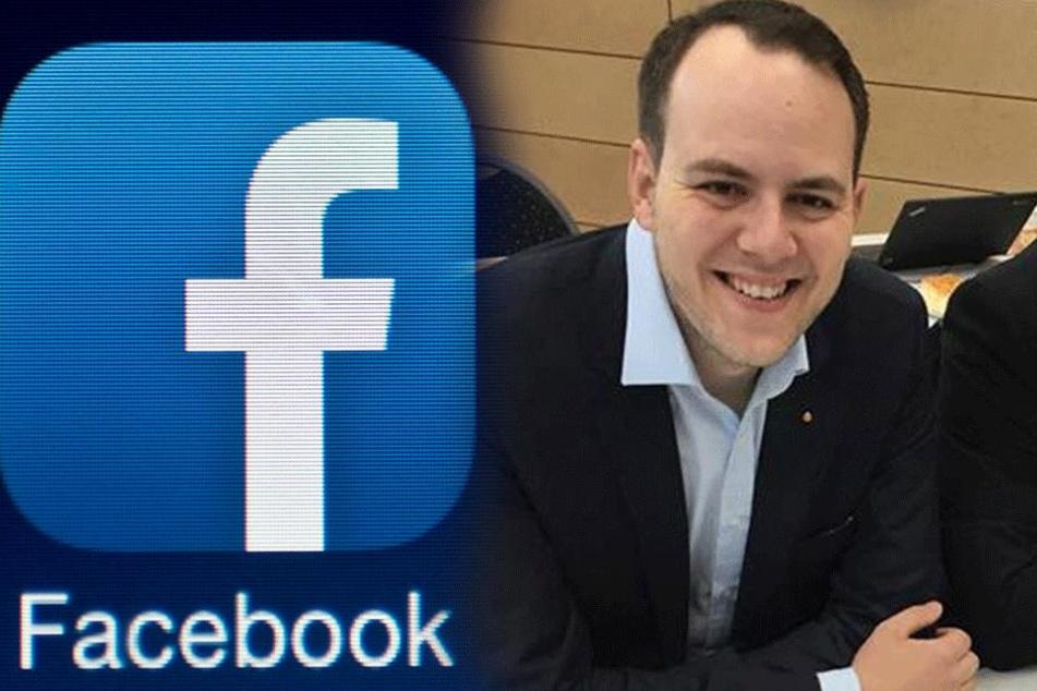 Felix Leidecker kämpft leidenschaftlich gegen Antisemitismus auf Facebook. Jetzt wurde er dort gesperrt.