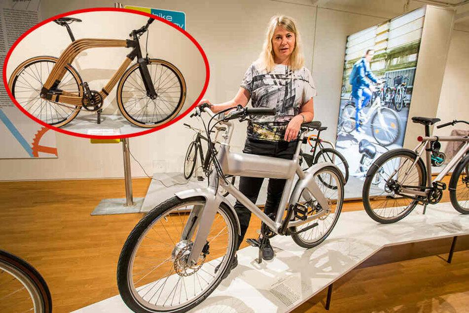 Sehen unsere Fahrräder in Zukunft so aus?