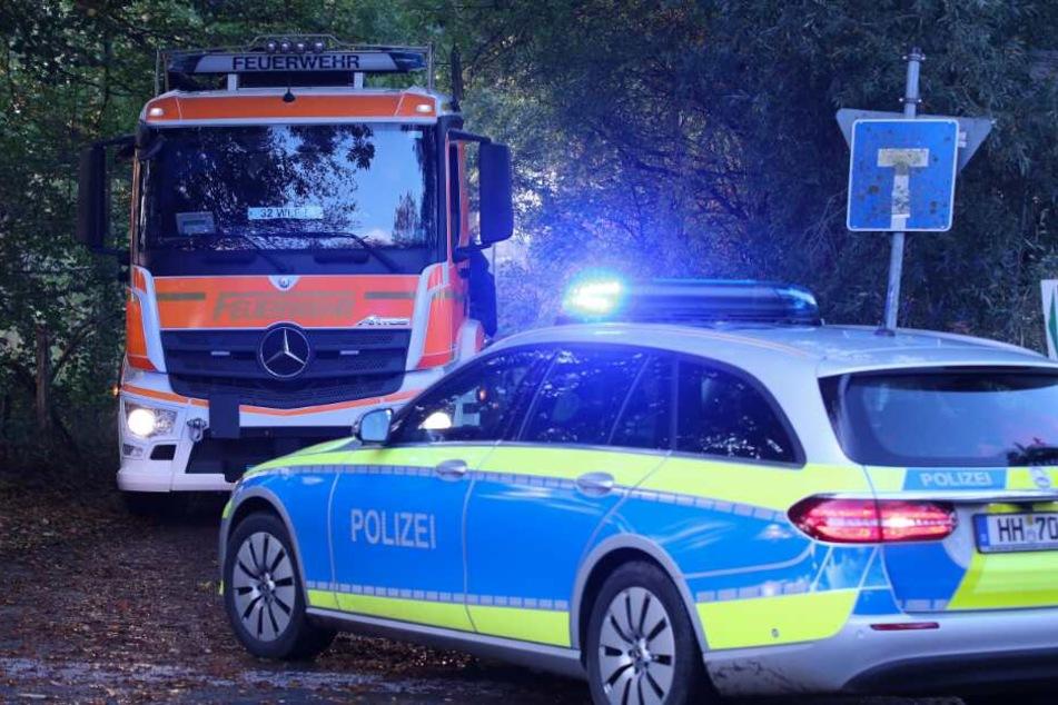 Bomben-Alarm in Hamburg: A7 gesperrt, Flughafen lahmgelegt!