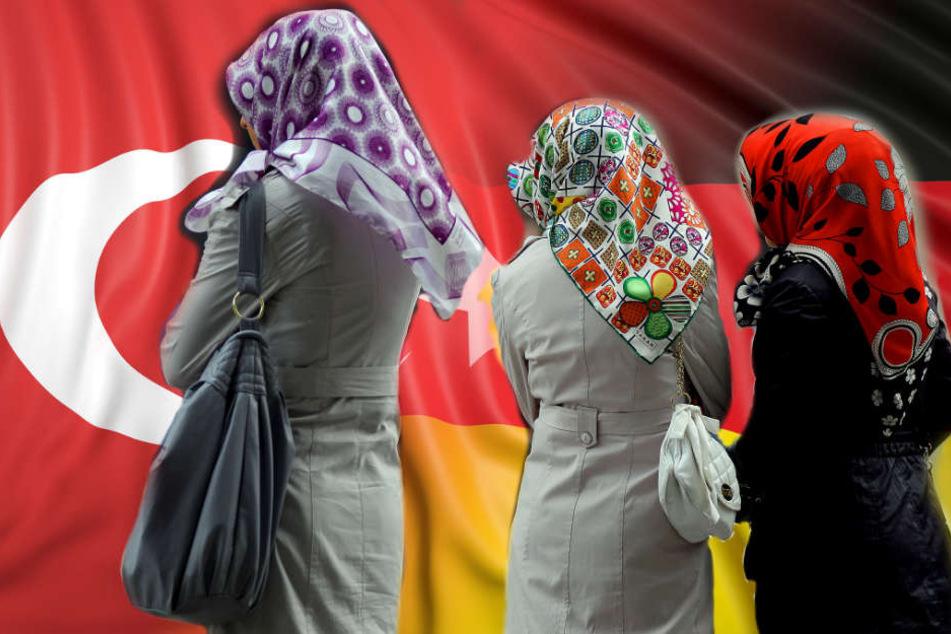 In vielen Städten Deutschlands haben sich inzwischen Netzwerke für einreisende Asylbewerber aus der Türkei etabliert. (Symbolbild)