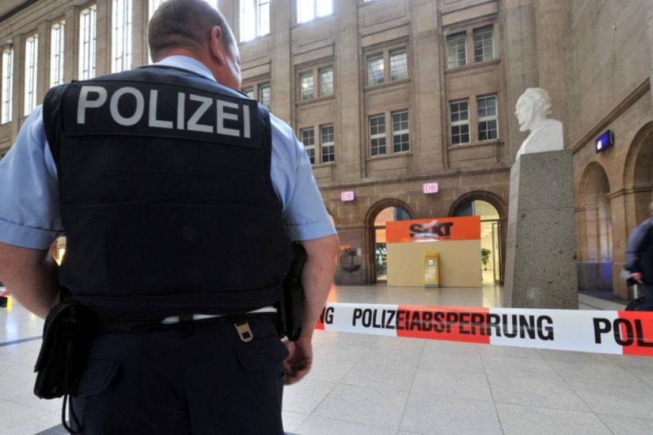 Sexueller Übergriff an Leipziger Hauptbahnhof
