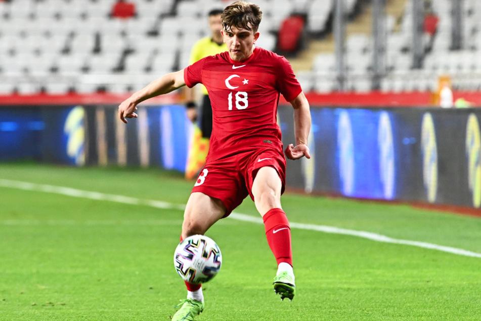Ridvan Yilmaz (20) steht im EM-Kader der türkischen Nationalmannschaft und kann auf eine sehr starke Saison mit Besiktas Istanbul zurückblicken.