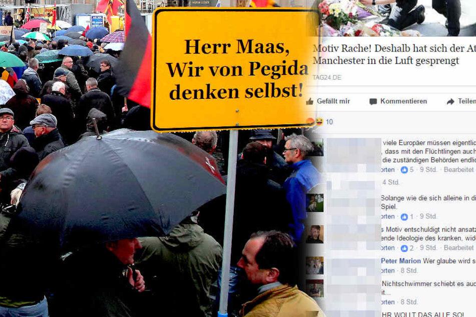 Wegen PEGIDA? Dresdner Uni erforscht Verrohung im Umgangston