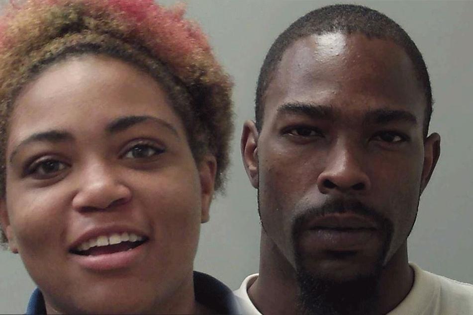Sean C. (29) und seine Freundin Khadeijah M. (21).