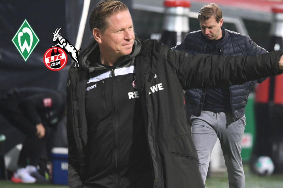 """""""Quatsch meine Spieler nicht an!"""": Trainer-Beef zwischen Gisdol und Kohfeldt"""
