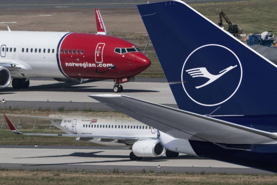 Luftfahrt - Lufthansa will Norwegian übernehmen