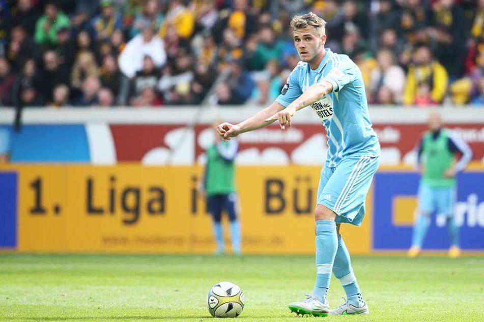 Ex-CFC-Kicker Nils Röseler ist bei VVV-Venlo unumstrittener Stammspieler in der Innenverteidigung und absolvierte bislang 21 Saisonspiele, alle über die volle Distanz, und erzielte ein Tor. (Archivbild)