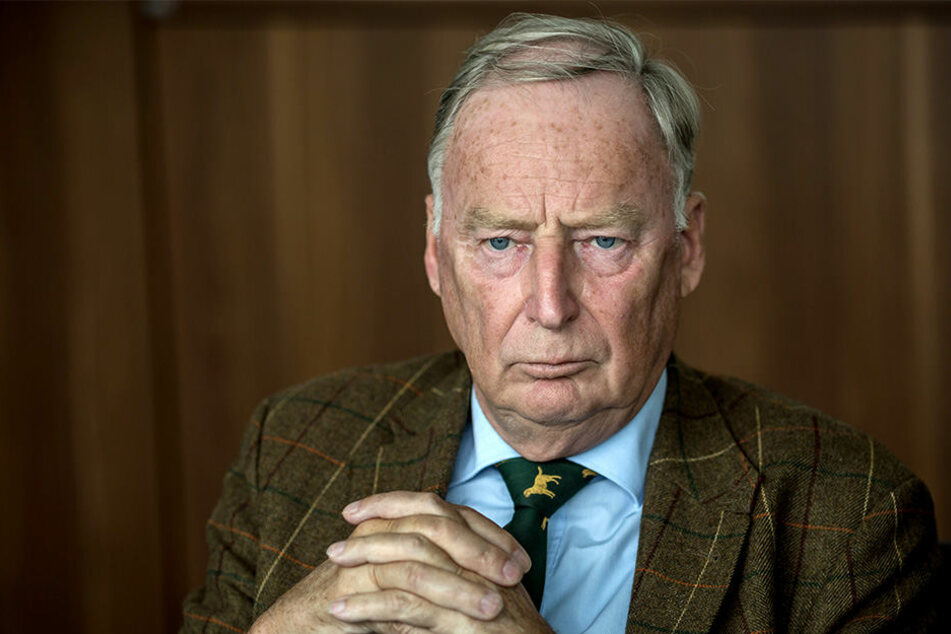 Alexander Gauland (76) soll wegen seiner Äußerungen über die Bundes-Integrationsbeauftrage nicht in Nürnberg sprechen dürfen.
