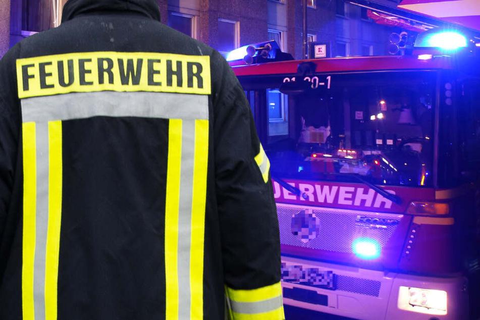 Großeinsatz Der Feuerwehr Wegen Brand In Offenbach Ein