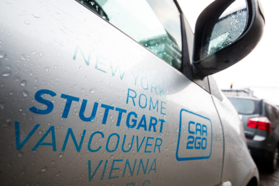 Wer am Stuttgarter Stadtrand in ein Car2Go Fahrzeug einsteigt, zahlt nun weniger. (Symbolbild)