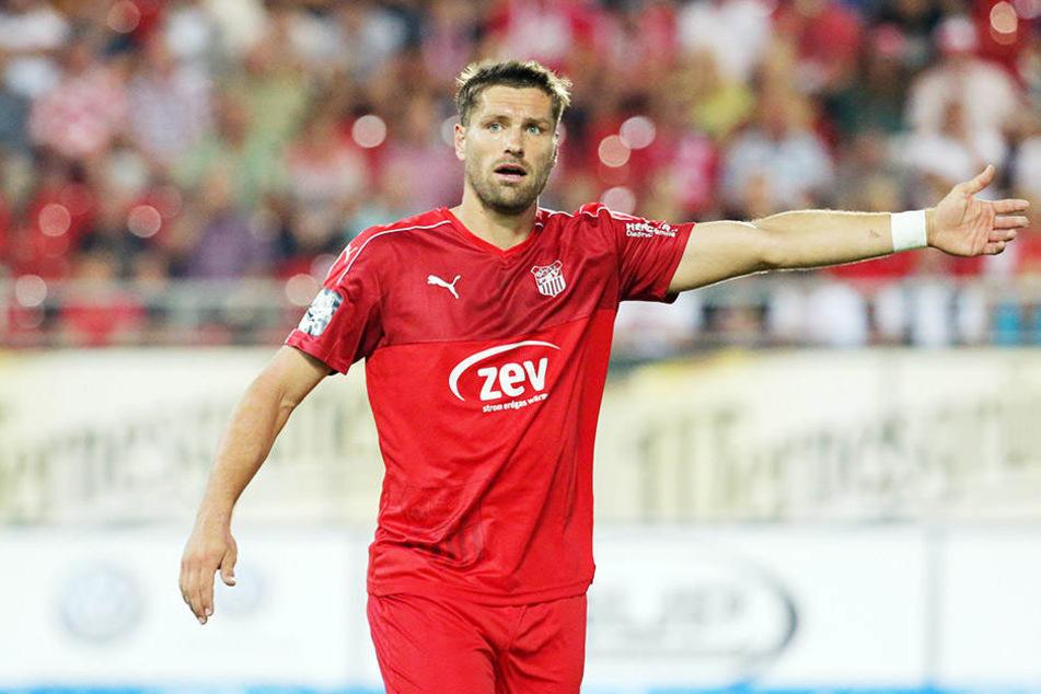 Ronny König erhofft sich nach dem Spiel gegen den RFC mehr Selbstvertrauen für seine Mannschaft