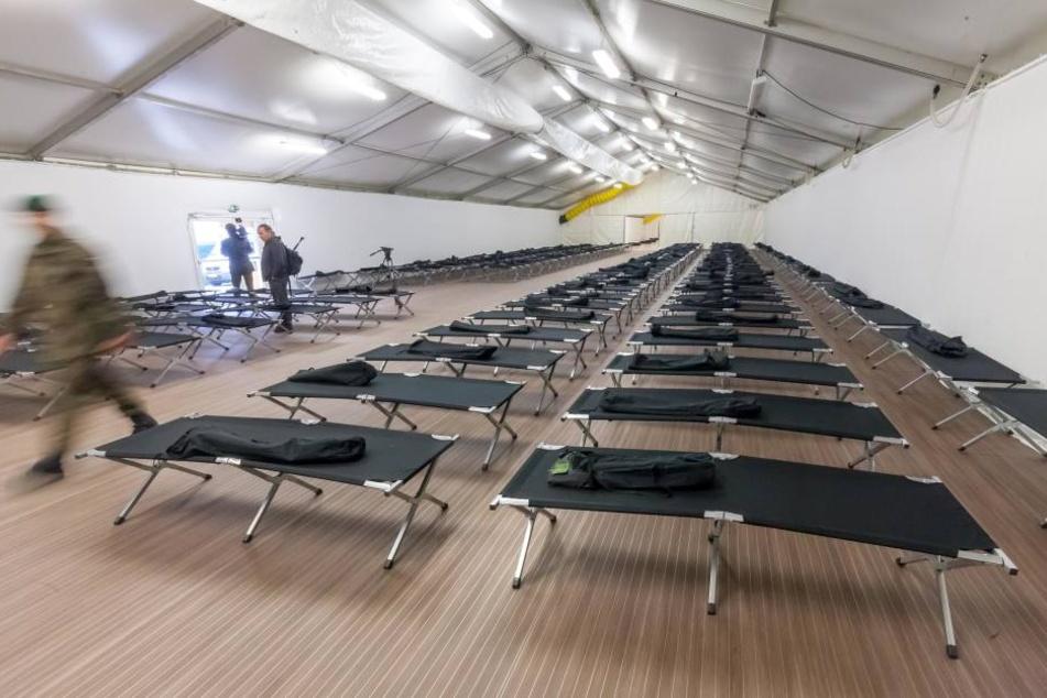 Weil nur noch wenige Flüchtlinge nach Mittelsachsen kommen, will der Landkreis Einrichtungen schließen.