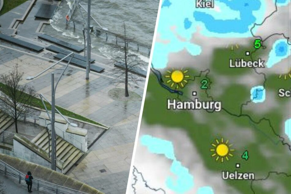 Sturm, Glätte und Schnee im Norden: Der Winter dreht nochmal auf!