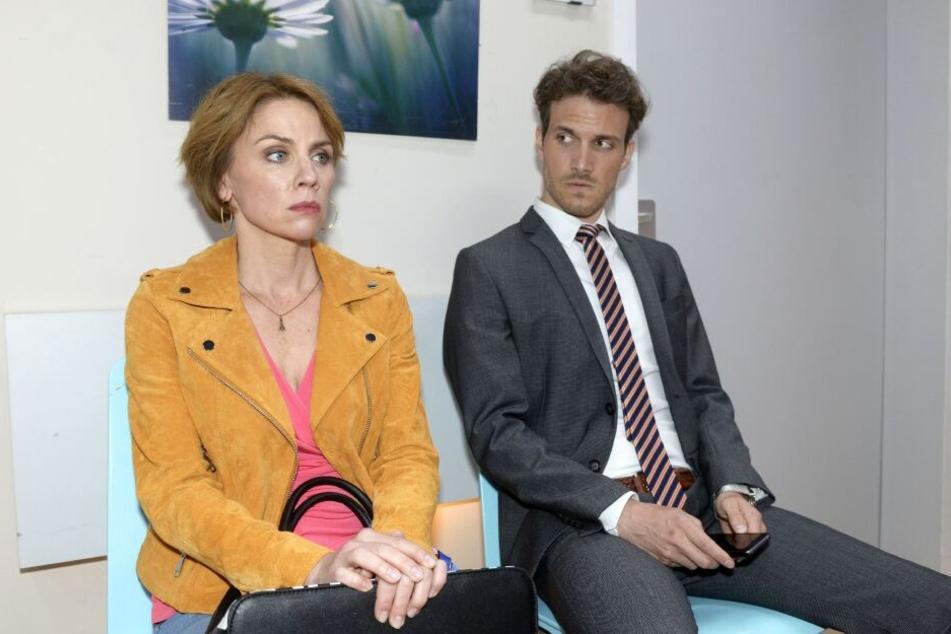 Yvonne und Felix bangen um Lauras Leben.