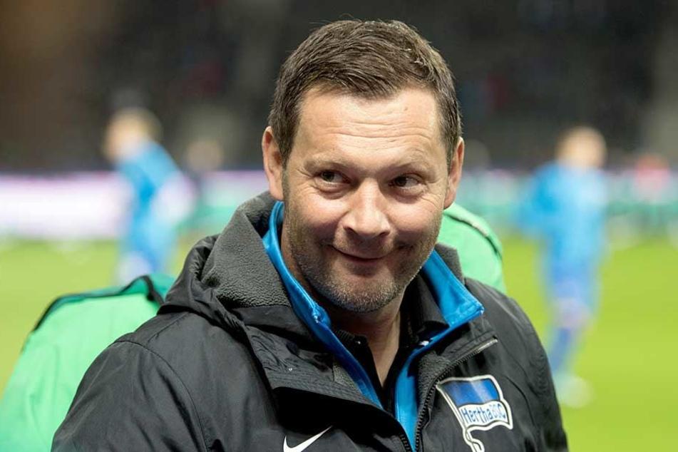 Hertha-Trainer Pal Dardai kennt natürlich die Mechanismen des Fußballgeschäfts.