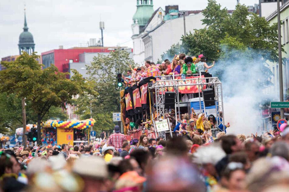 Die Schlagermove-Veranstalter wollen keinen Sponsor – Stadt Hamburg soll blechen