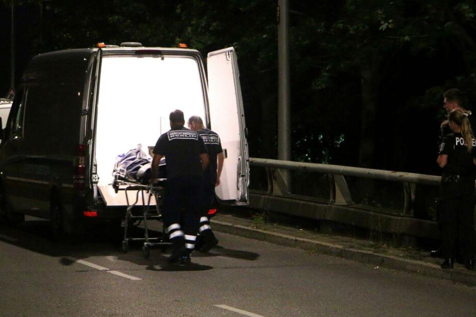 War es Mord? Ermittlungen zum Toten in Grunewald dauern an