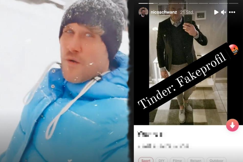 Nico Schwanz stinksauer: Wer nutzt seine Fotos für Tinder?