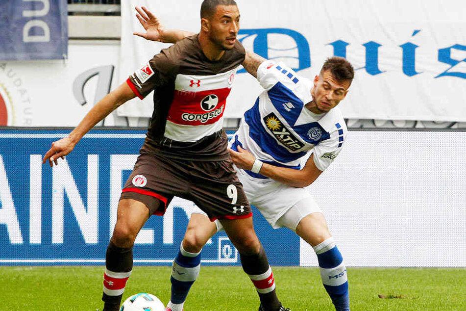 Aziz Bouhaddouz vom FC St. Pauli fährt mit Marokko zur WM 2018 nach Russland!