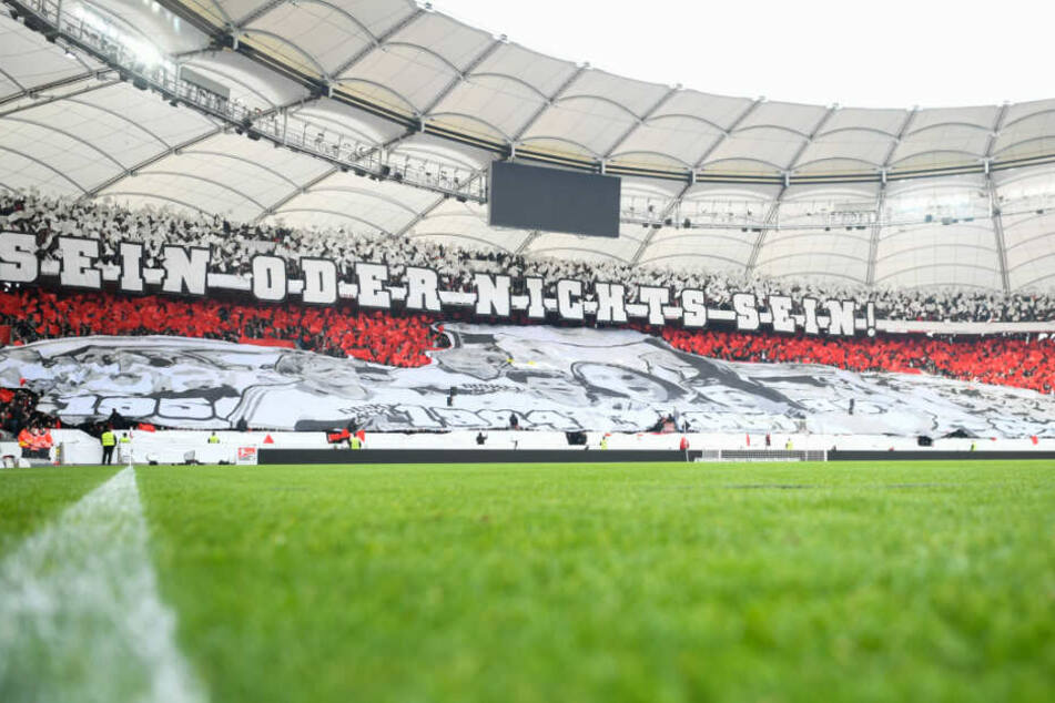 """VfB Stuttgart Choreographie: """"Sein oder nichts sein"""""""