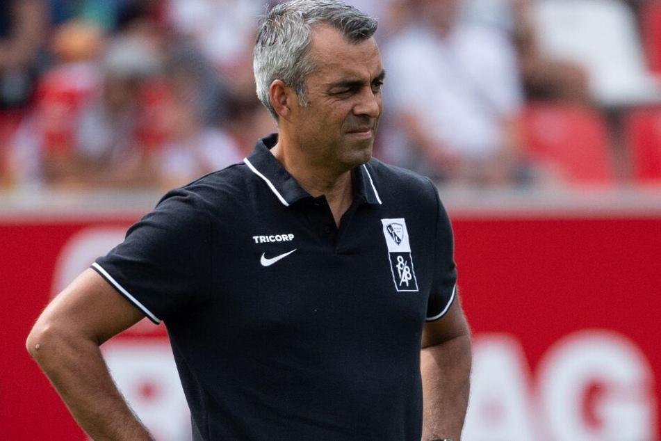Bochums Trainer Robin Dutt möchte nicht mit zwei Niederlagen in die Saison starten.