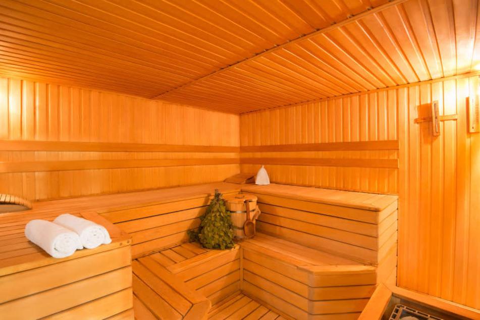 Im Chemnitzer Ortsteil Röhrsdorf ist eine Sauna abgebrannt. (Symbolbild)