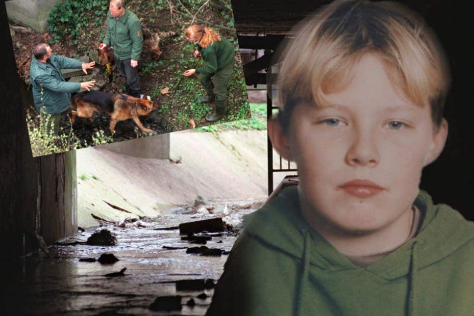Gewürgt, verstümmelt und erstochen: Fahndung zu Fall Tristan (13) läuft weiter