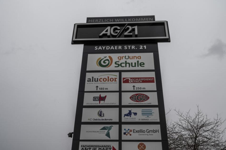 Im Bürokomplex AG/21 in Chemnitz-Reichenhain hat Argus Sicherheitsservice seinen Firmensitz.