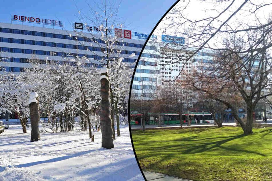 Chemnitz: Krasser Vergleich: So sah das Wetter in Chemnitz vor einem Jahr aus!