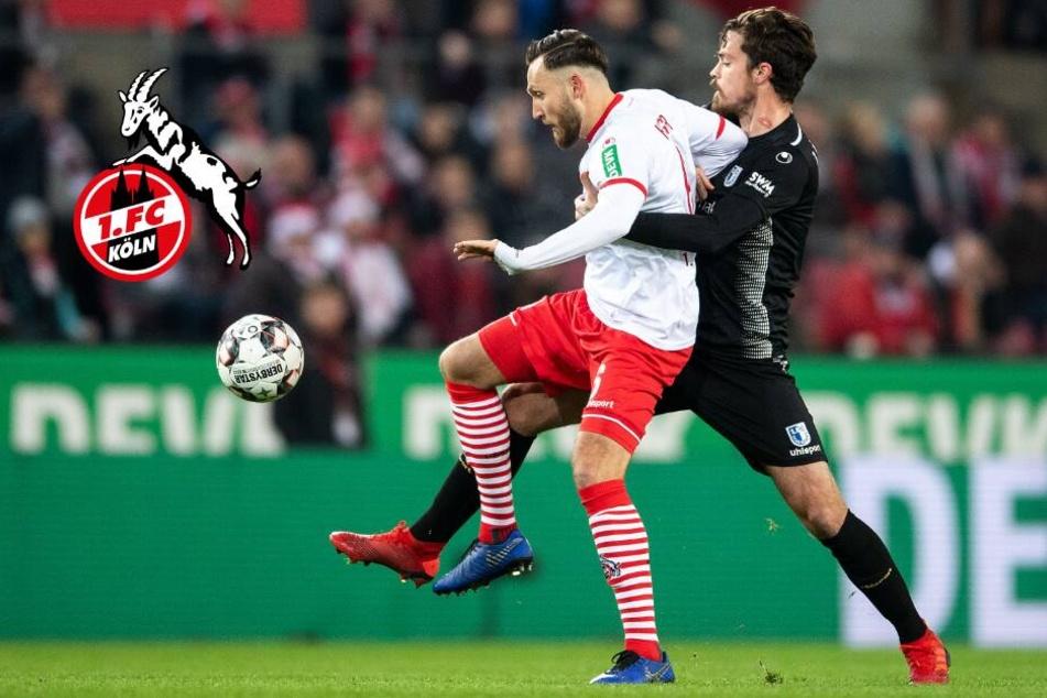 Erstes FC-Tor: Was für Kölns Höger jetzt zählt