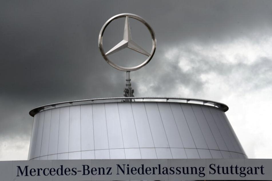 Nach dem Tweet kassierte Daimler einen Shitstorm von Klimaschützern.