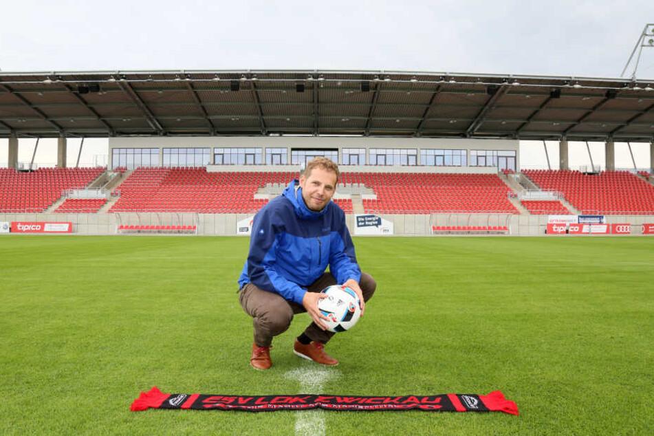 ESV-Lok-Geschäftsführer Daniel Fugmann.