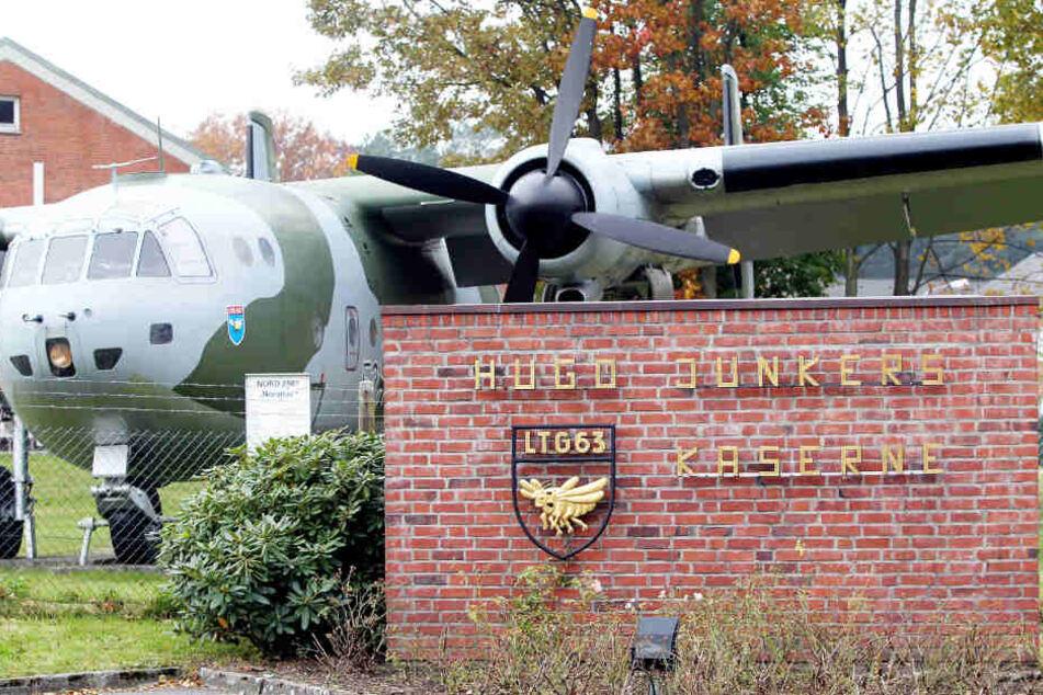 Die Hugo-Junker-Kaserne in Alt Duvenstedt soll erhalten bleiben. (Archivbild)