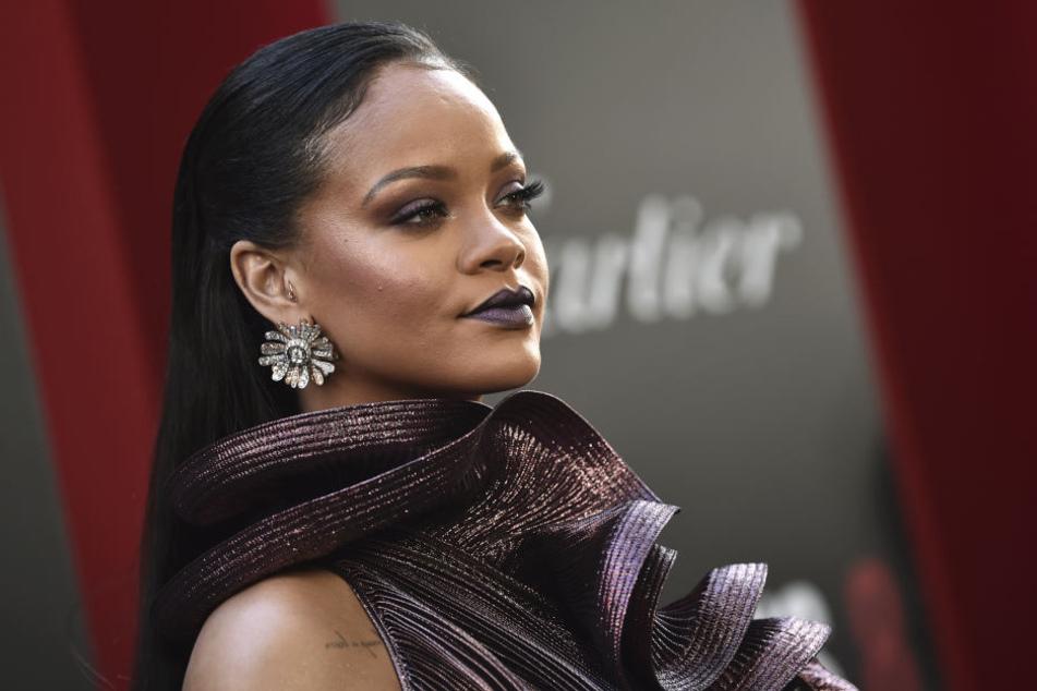 Rihanna (30) hat eine neue Wäsche-Kollektion.