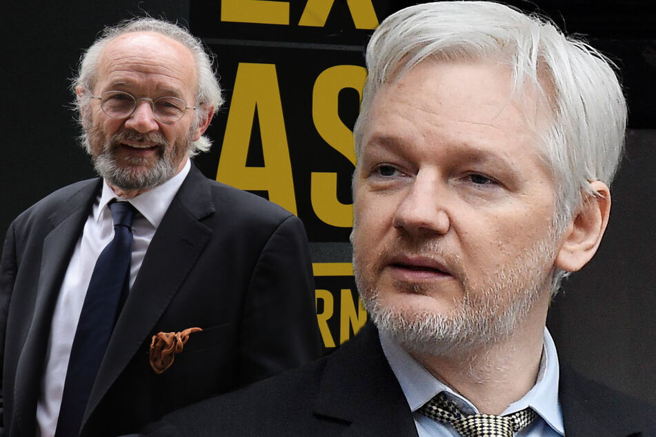 Vater hofft auf Begnadigung von Assange durch neuen US-Präsidenten
