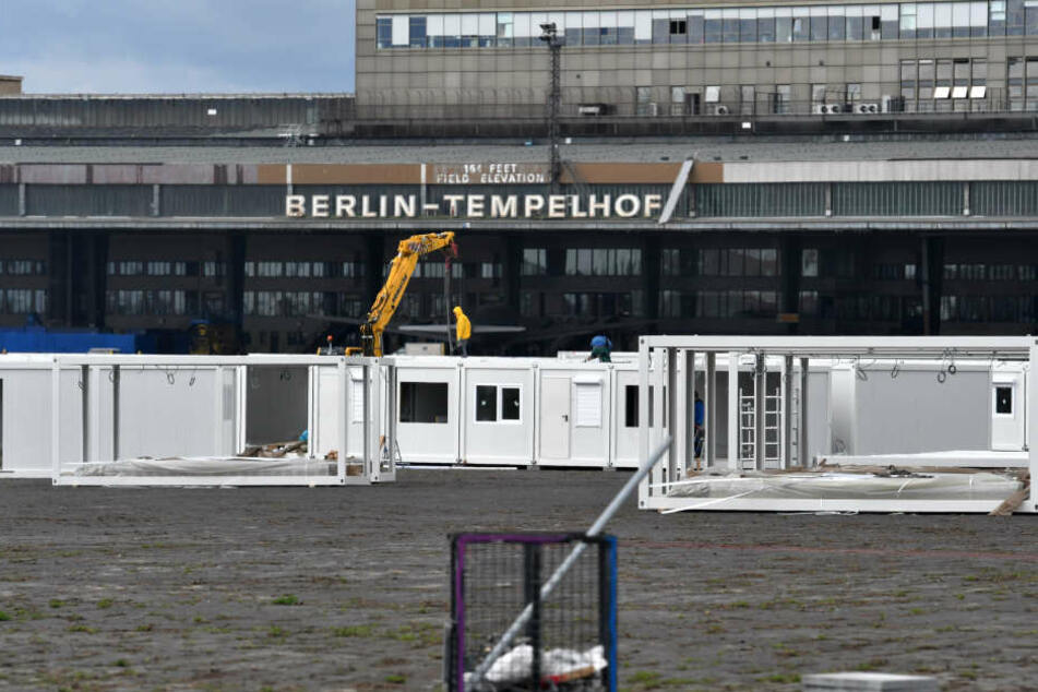 Berlin soll 30 neue Containerquartiere, sogenannte Tempohomes, bekommen.