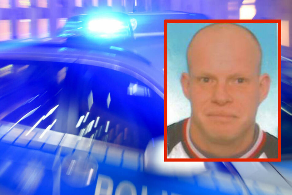 Wer hat Sebastian Göres (32) seit Ende April gesehen? (Bildmontage)