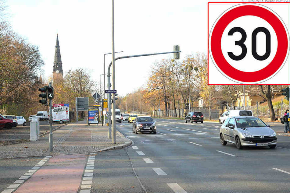 Das sind die neuen 30er-Zonen in Dresden