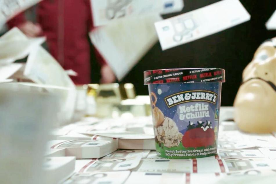 Ben & Jerry's: Netflix-Eis da! So kriegt Sie keiner mehr vom Sofa