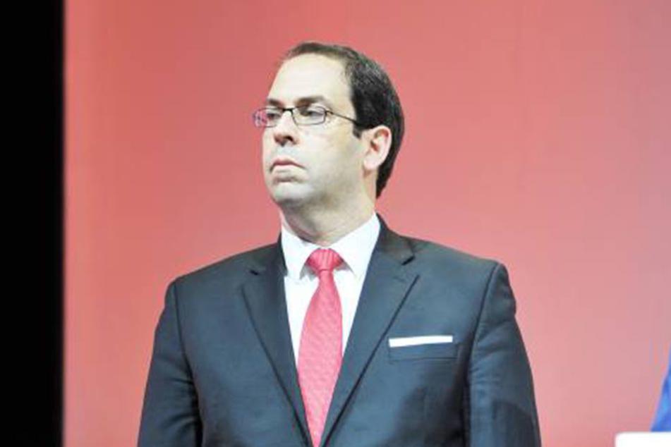 Der tunesische Regierungschef Youssef Chahed will mit harter Hand gegen Islamisten vorgehen.