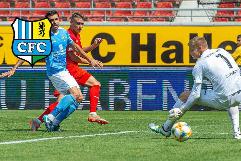 "CFC-Torwart Jakubov trotzig: ""Wir werden den Bock umstoßen!"""